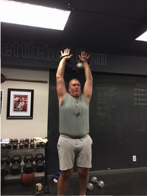 Kettlebell Strength Complex!