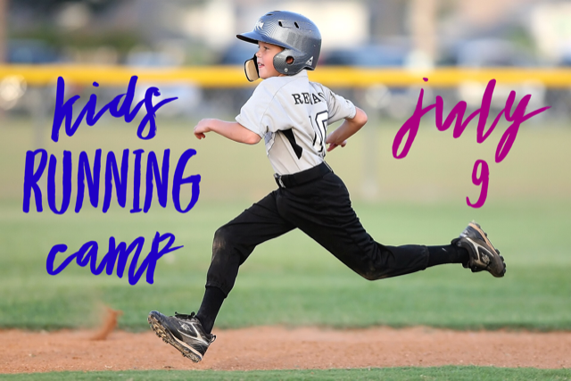 Kids Running Camp