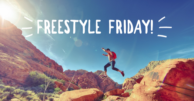 Not JUST Another Freestyle Friday