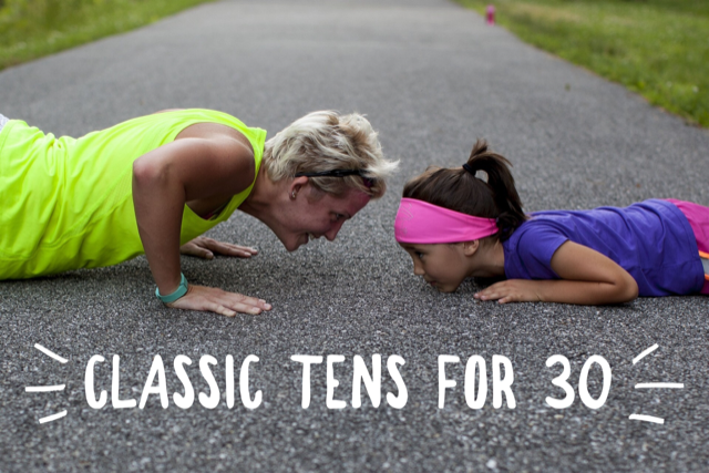 Classic Tens for Thirty