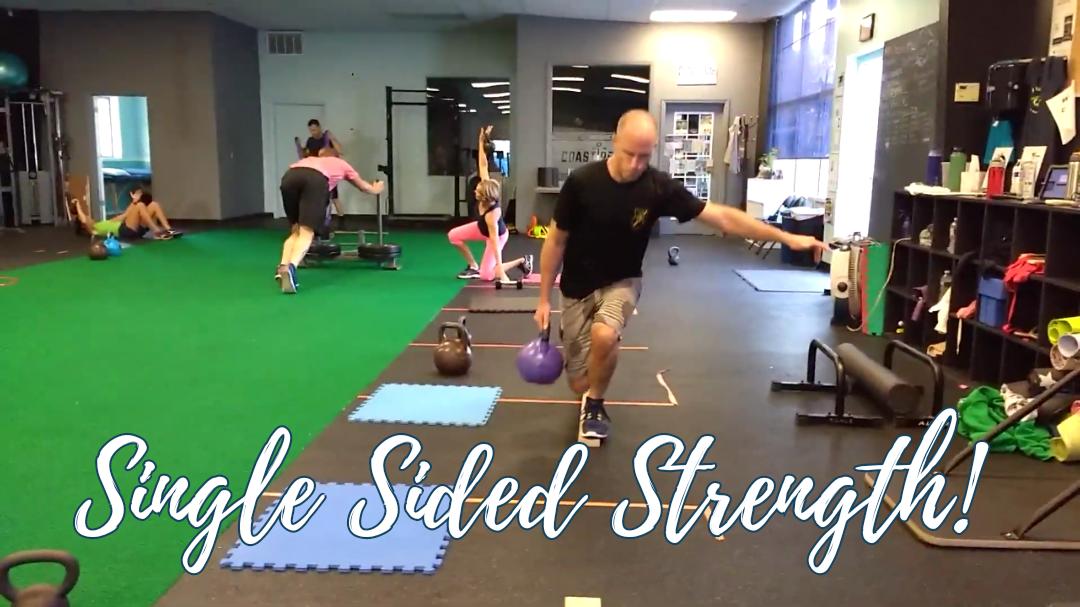 Single Sided Strength