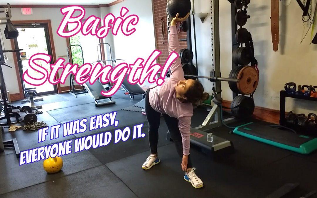Basic Strength